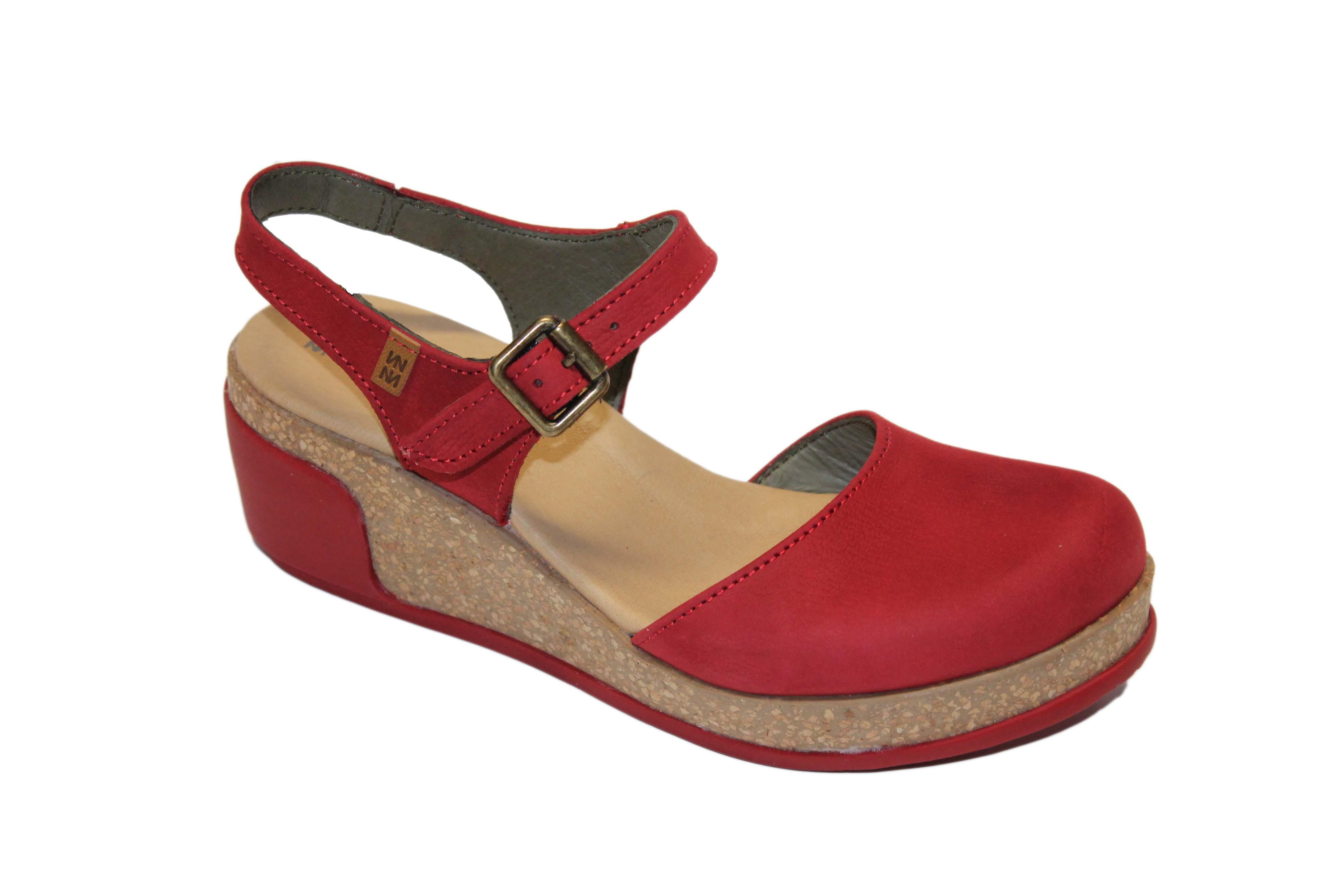Sandalo 5cm In 0xnnokp8w Zeppa Chiuso 5001 Naturalista Punta El TuJ3lFK1c