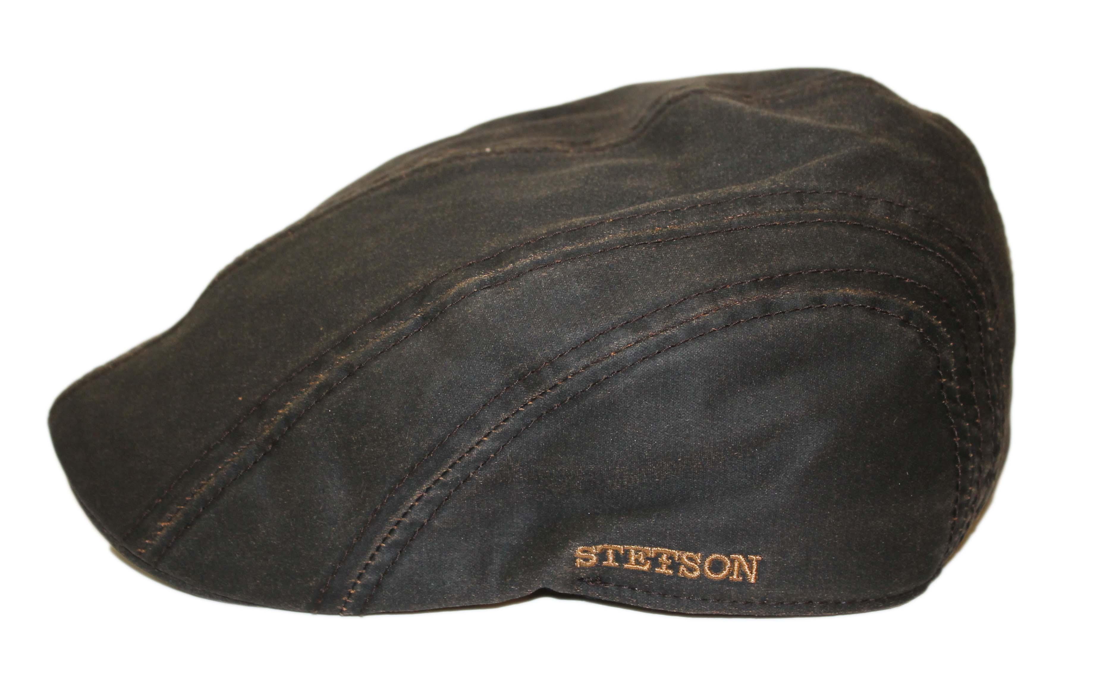 design unico bene fuori x confrontare il prezzo STETSON 6161106 Coppola con paraorecchie (Marrone)