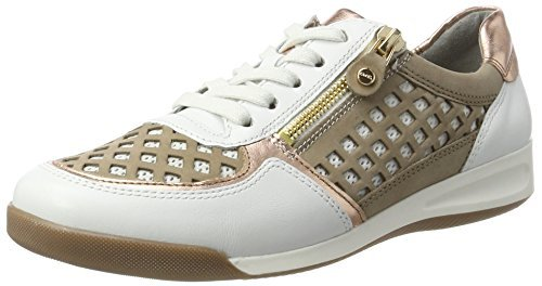 Ara rom sneaker donna bianca parmigiani calzature for Mocassini da camera